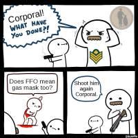 Gas Mask & FFO