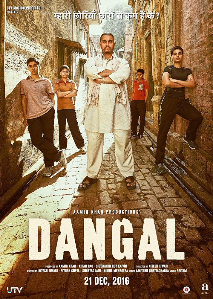 Dangal… A MovieReview…