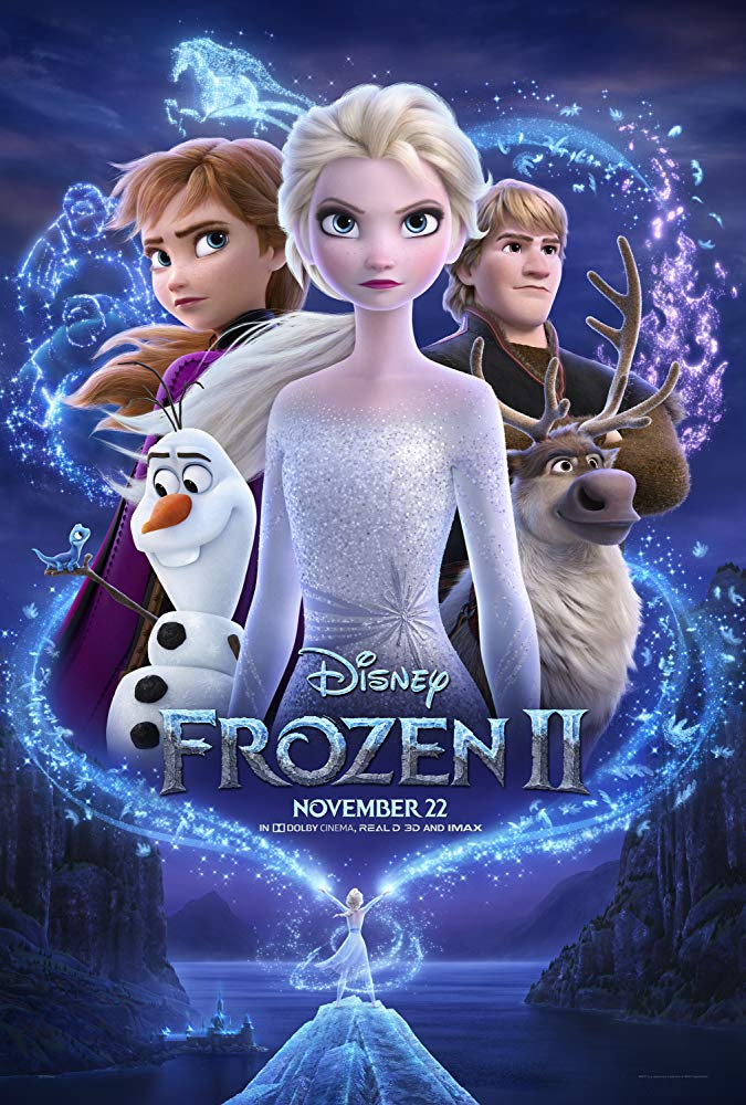 Frozen II… A MovieReview…
