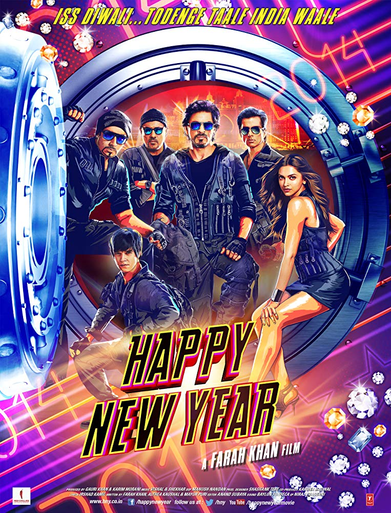 Happy New Year… A MovieReview.