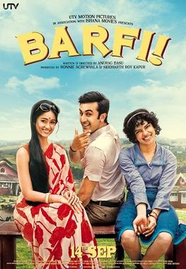 Barfi (2012)… A moviereview!