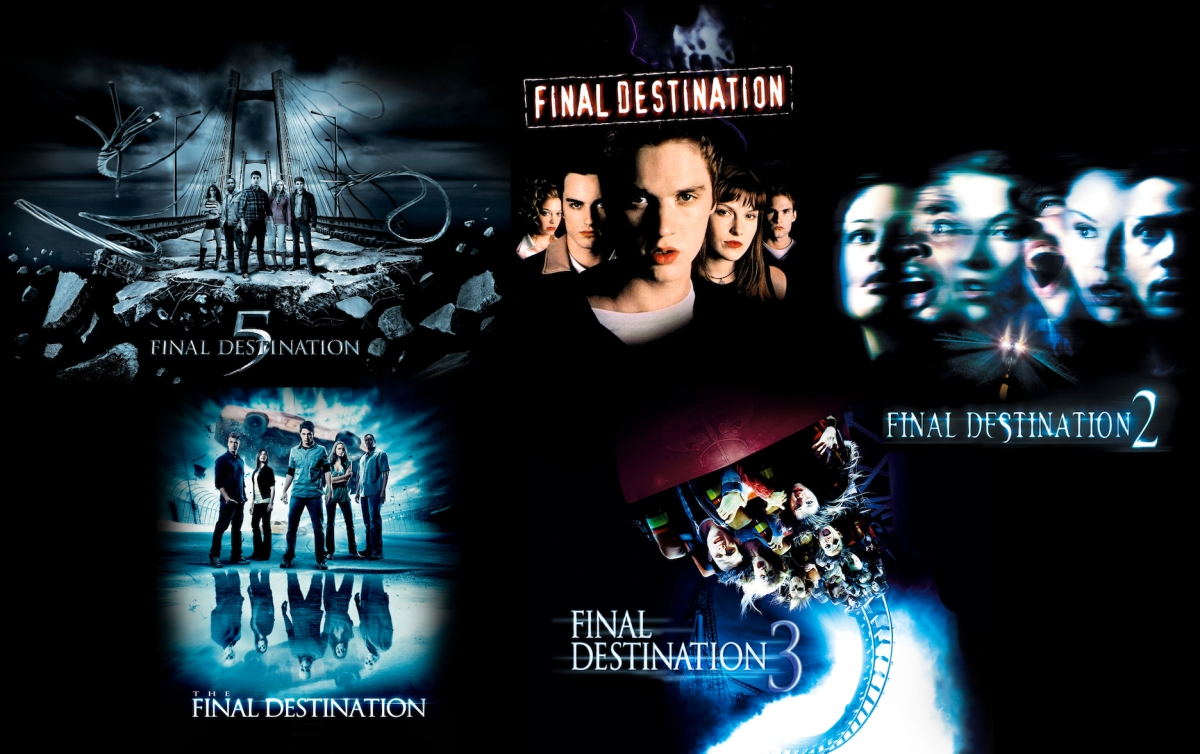 I Watched All 5 Final Destination Movies in 5Days