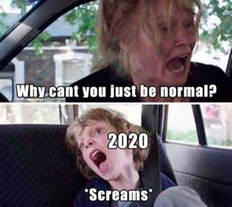 Why can't you just be normal?