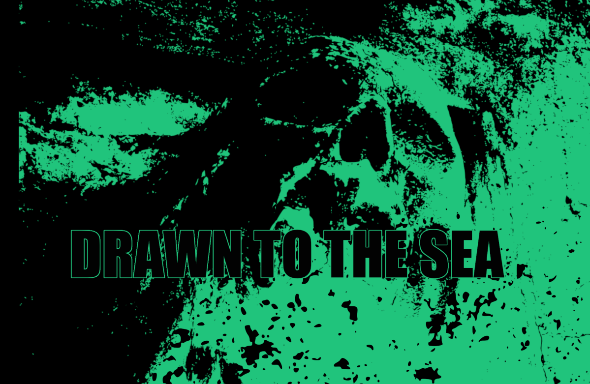 Drawn to the Sea: TheBook