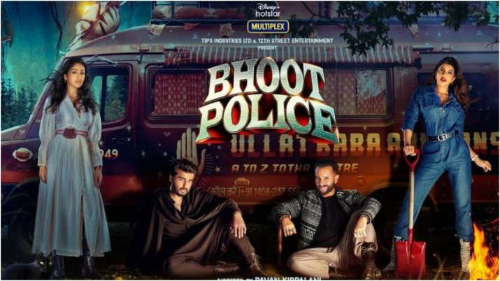 Bhoot Police (2021) – A moviereview